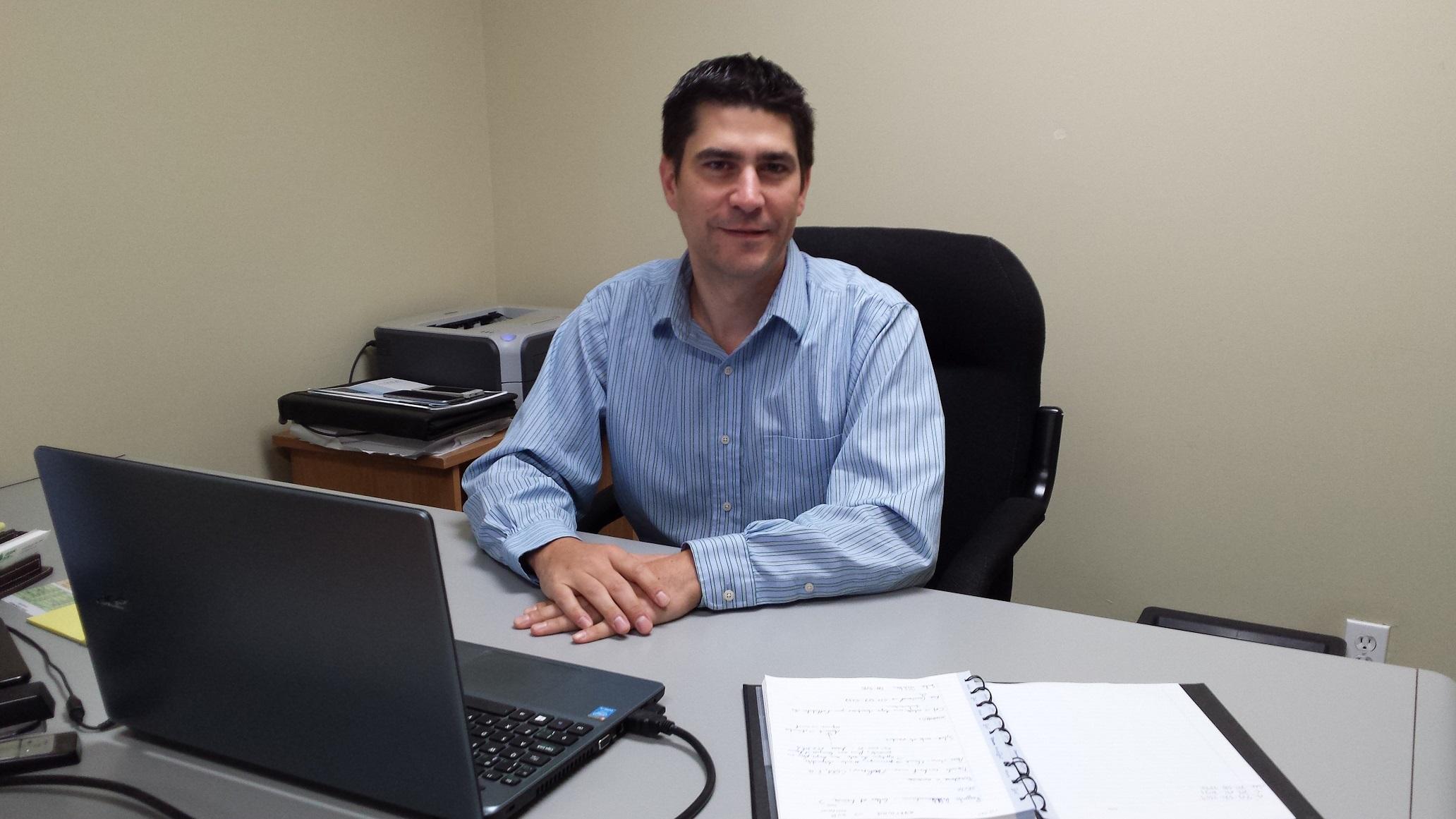 Nomination de Daniel Cassivi à titre de Directeur général