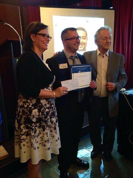 Lauréat du prix Roger Pednault